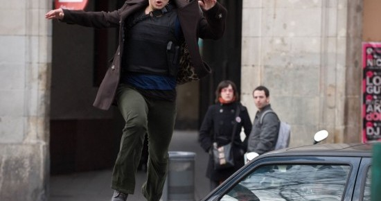 New Photos From Steven Soderbergh's Haywire