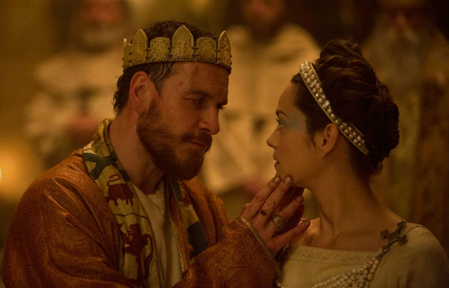 Michael Fassbender And Marion Cotillard Are Pensive In First Look At Cannes Hopeful Macbeth