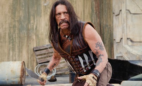Machete 2 Is Already Written