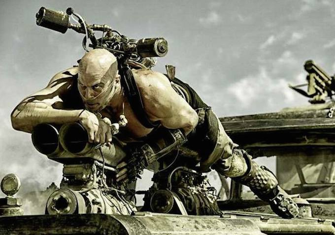 UK Moviegoers Can See Six Explosive Minutes Of Mad Max: Fury Road Before Furious 7