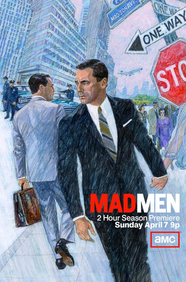 New Mad Men Season 6 Poster And Featurette