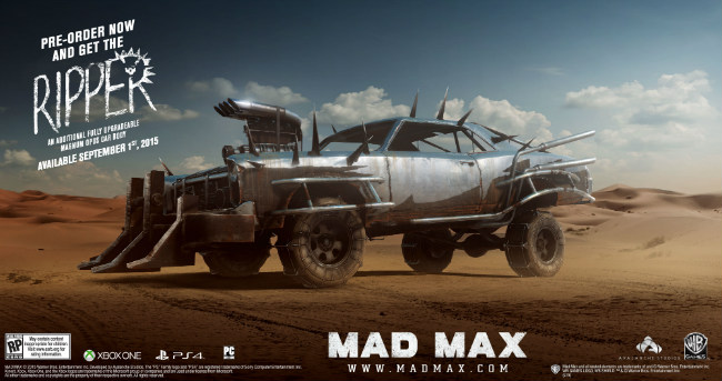 MadMax_TheRipperPreOrder
