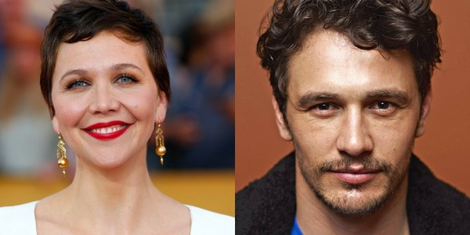Maggie Gyllenhaal To Star Alongside James Franco In HBO's The Deuce