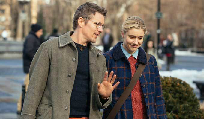 Greta Gerwig Is The Brains Behind Maggie's Plan In First Trailer For Rebecca Miller's Dramedy