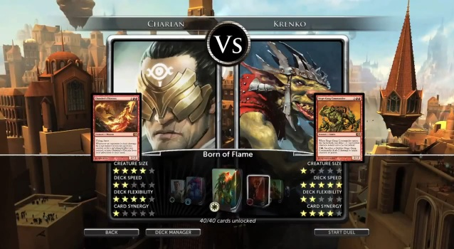 Magic The Gathering: Duels Of The Planeswalkers 2013 Review