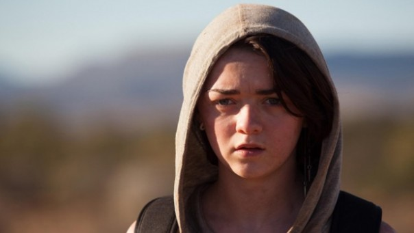 Maisie Williams in Heatstroke