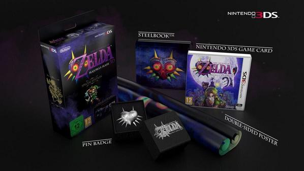 Majoras Mask 3D It's Official: The Legend Of Zelda: Majora's Mask 3D Will Hit In Spring 2015