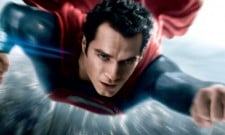 Zack Snyder Shares Image From Henry Cavill's Man Of Steel Screen Test