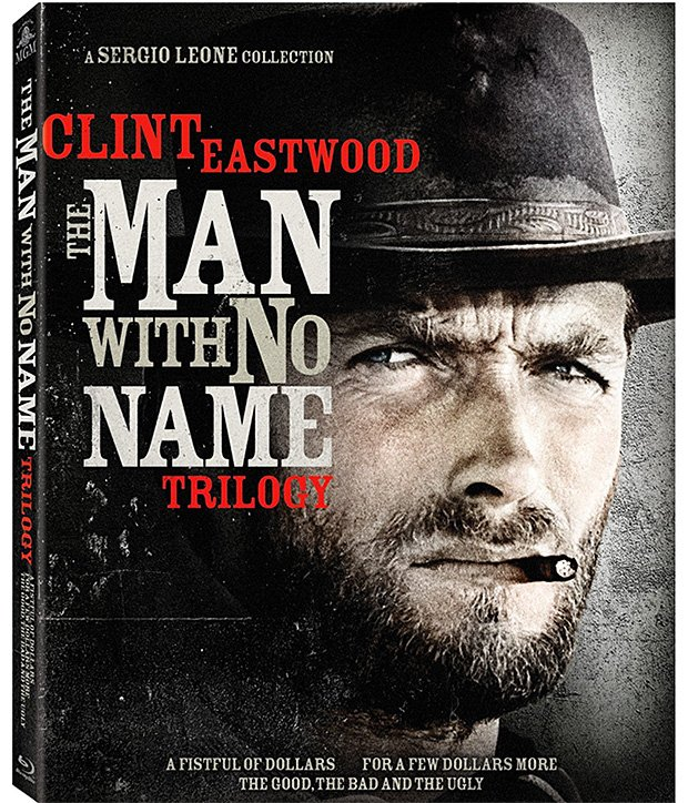 CONTEST: Win The Man With No Name Trilogy On Blu-Ray
