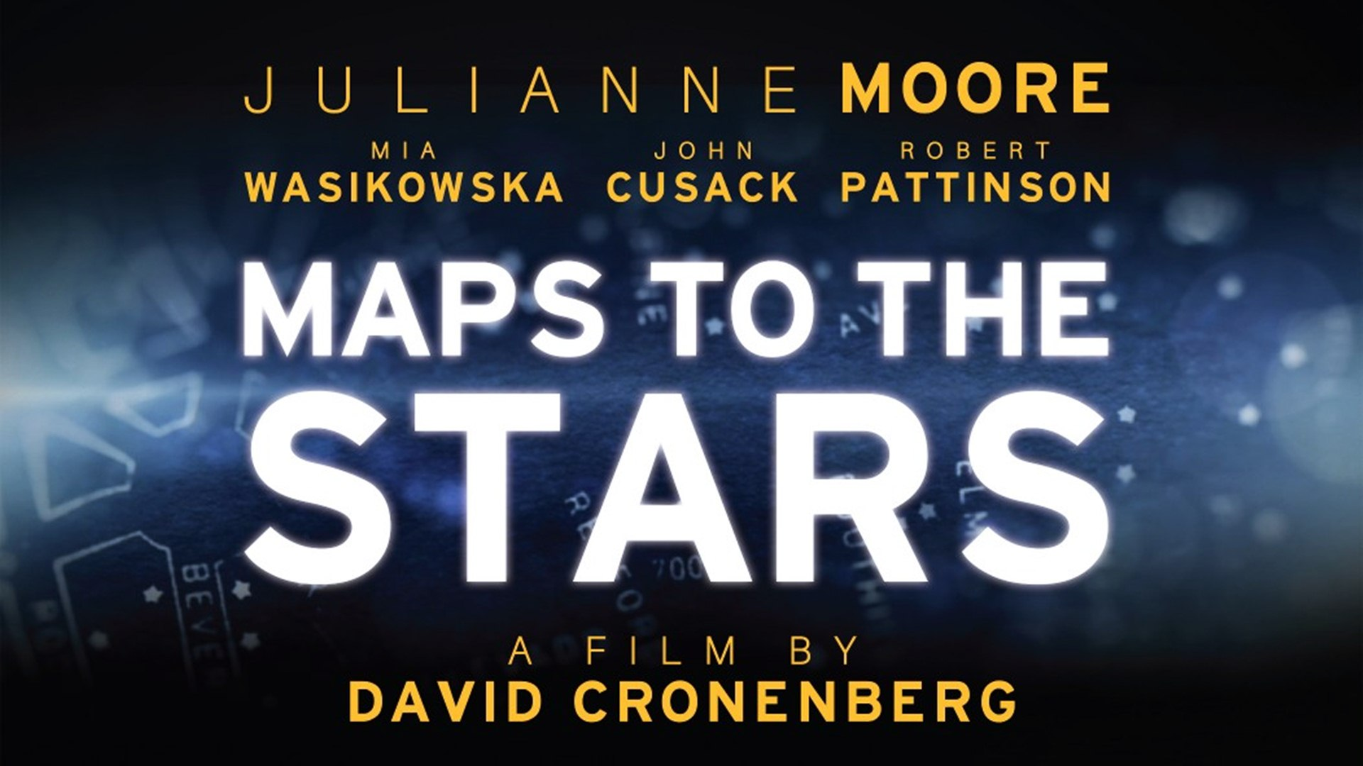 Maps To The Stars Review