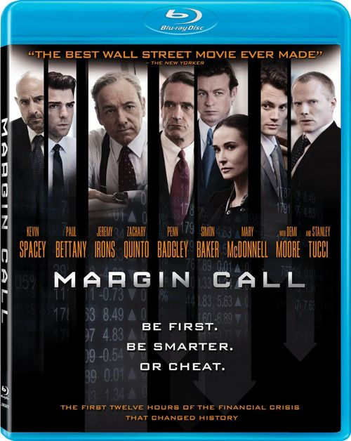 Margin Call Blu-Ray Review