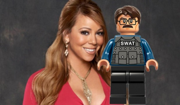 [Updated] Mariah Carey Reportedly Cast As Commissioner Gordon In The Lego Batman Movie