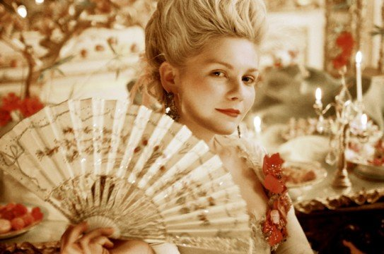 Marie Antoinette 543x360 10 Hilariously Inaccurate Historical Epics
