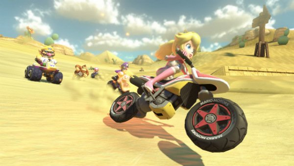 Take A Ride On Rainbow Road With This New Mario Kart 8 Trailer
