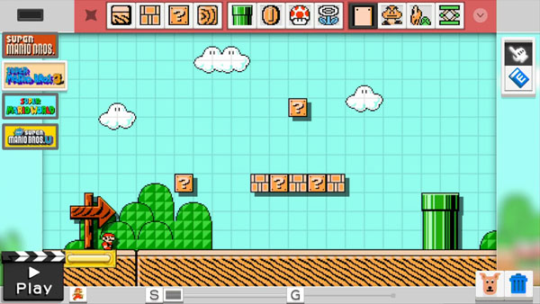 Mario Maker Hands-On Preview [E3 2015]