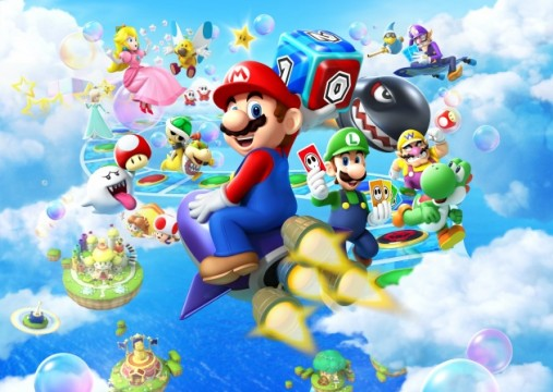 Mario Party 10 Hands-On Preview [E3 2014]