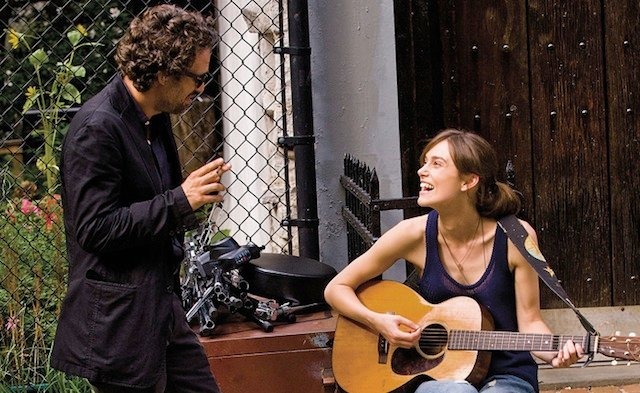 Sad Songs Say So Much In Begin Again Trailer