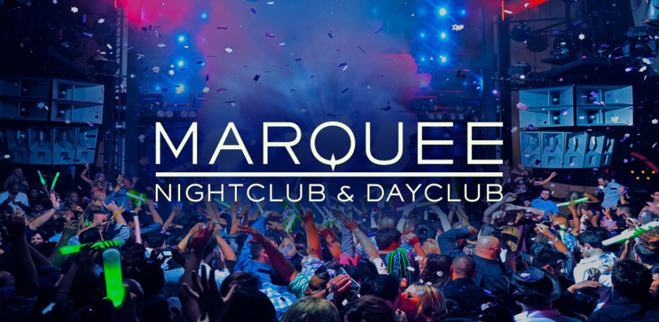 Marquee Las Vegas Announces 2016 Residency Roster