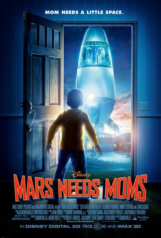 Mars Needs Moms Review