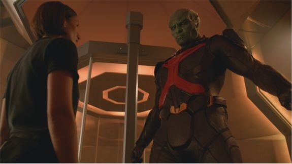 Martian Manhunter Will Play A Vital Role In Upcoming Supergirl Episodes