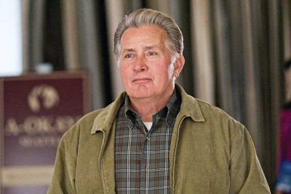 %name Martin Sheen Will Return For The Amazing Spider Man 2