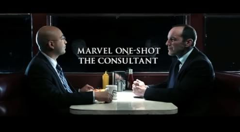 The Consultant Starring SHIELD's Agent Coulson Has Hit The Web