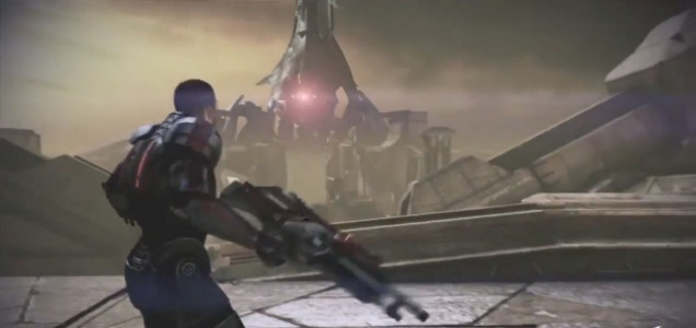 New Mass Effect 3 Gameplay Shown At VGAs