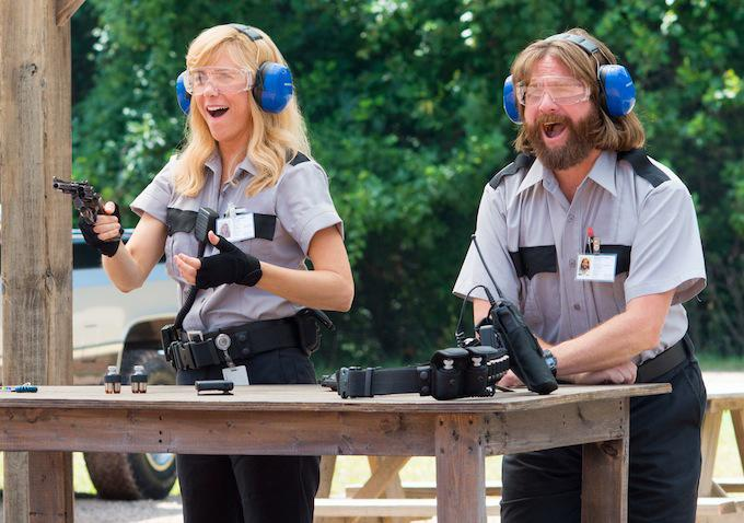 Kristen Wiig And Zach Galifianakis Crime Caper Masterminds Secures September 2016 Release