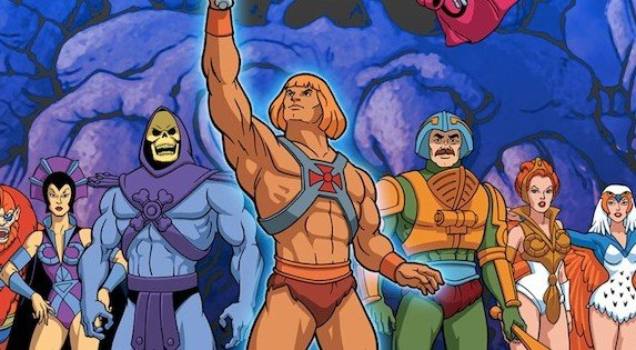 By The Power Of Greyskull: A Masters Of The Universe Script Is Finally In