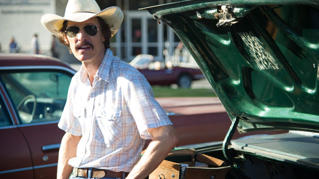 Matthew McConaughey in Dallas Buyers Club We Got This Covered Picks The Oscar Winners!