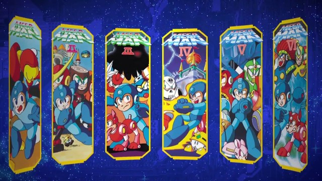Mega-Man-Collection