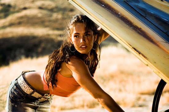 Transformers 4 Might Have A Cameo From Megan Fox