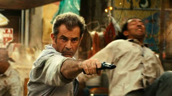 Mel Gibson in Get The Gringo 2012 Movie Image 600x337 Get The Gringo Blu Ray Review