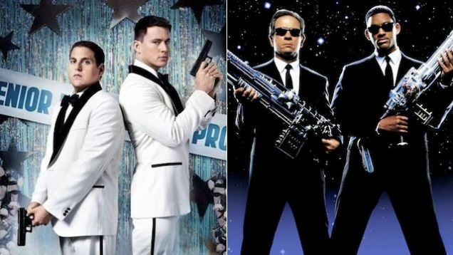 Jump Street-Men In Black Crossover Still A Possibility For Phil Lord And Chris Miller