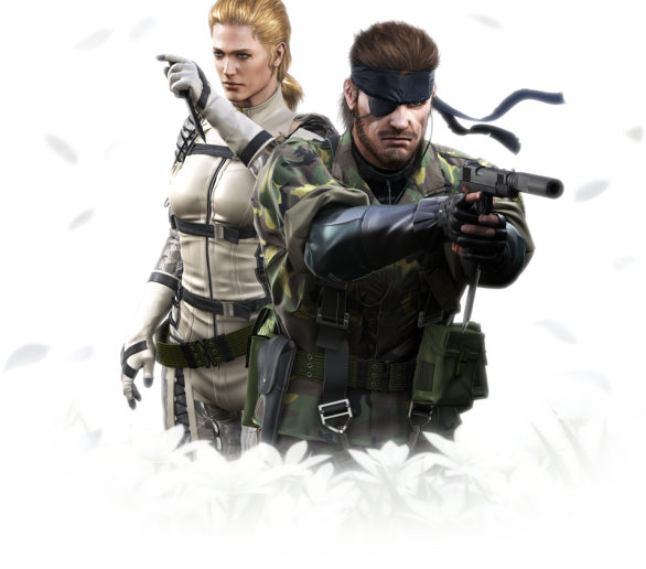Metal Gear Solid: Snake Eater 3D Sneaks Into Japan In March