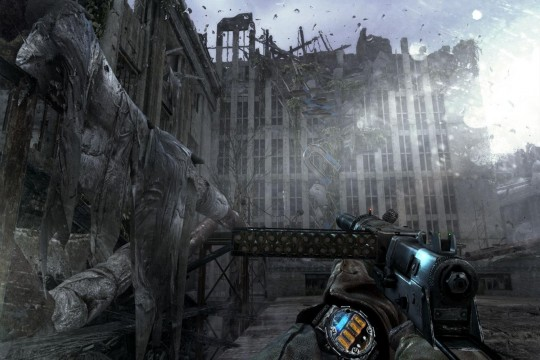 Metro Last Light Faction Pack 2