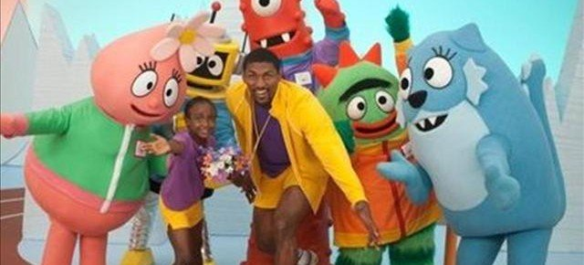 Proof That Metta World Peace Isn't All Bad