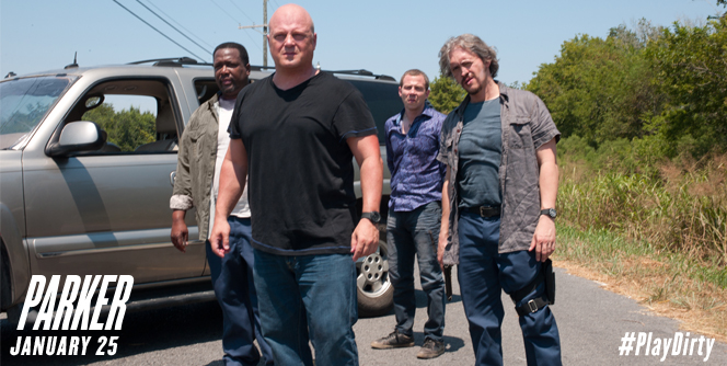 Exclusive Interview With Michael Chiklis On Parker