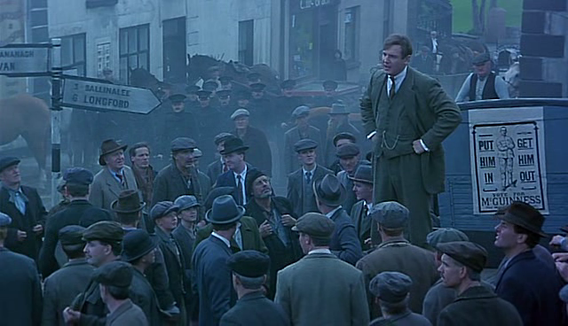 Michael Collins 10 Movie Recommendations For St. Patrick's Day