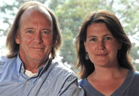 Exclusive Interview With Michael Parfit And Suzanne Chisholm On The Whale