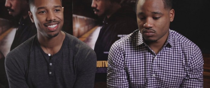Exclusive Video Interview With Michael B. Jordan And Ryan Coogler On Fruitvale Station