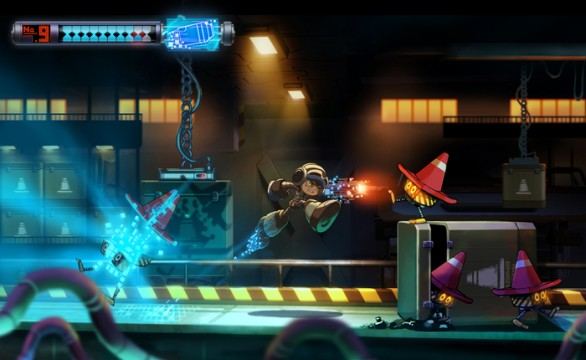 Mighty No. 9 Suffers A Third Delay; Now Slated For Spring 2016