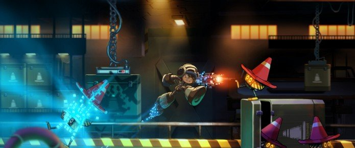 Mighty No. 9 Launches Second Crowdfunding Campaign