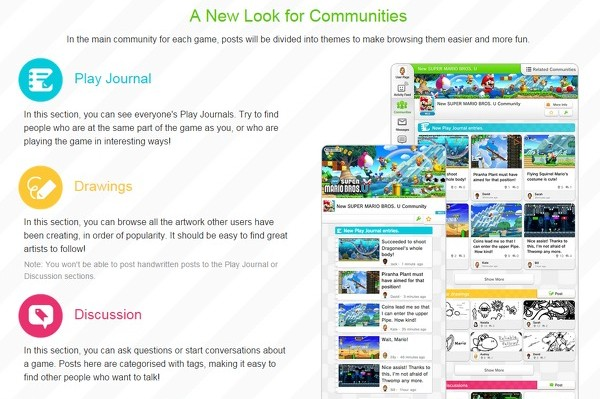 Nintendo Are Bringing Us A Redesigned Miiverse This Summer