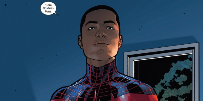 Sony Finally Finds A Director For Their Animated Spider-Man Movie