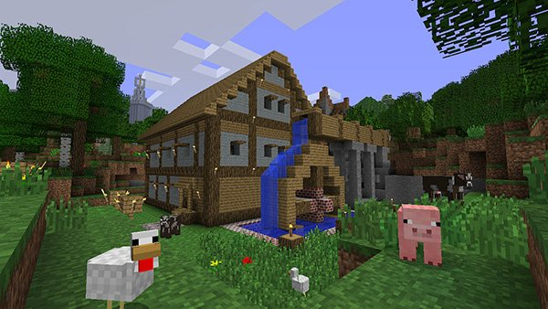 Minecraft: Xbox 360 Edition Gets Full Retail Release On April 30th