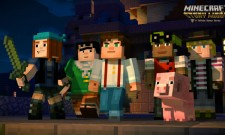 First Trailer For Minecraft: Story Mode Has Arrived