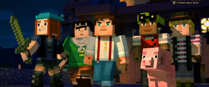 New Minecraft: Story Mode Trailer Released