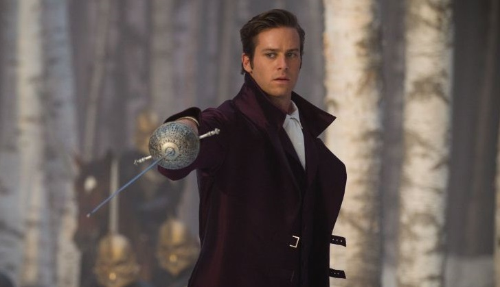 Mirror Mirror 6 Reasons To Be Ambivalent About Armie Hammer