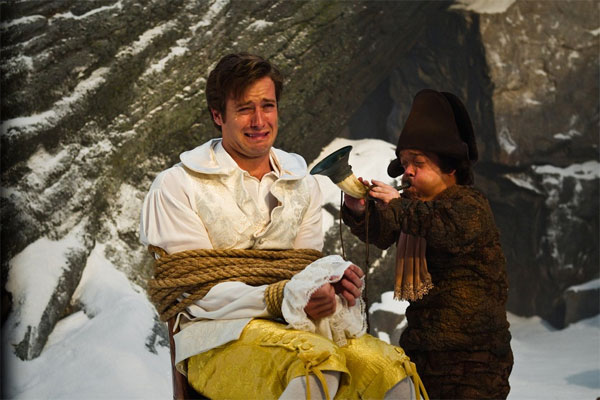 Mirror Mirror1 6 Reasons To Be Ambivalent About Armie Hammer